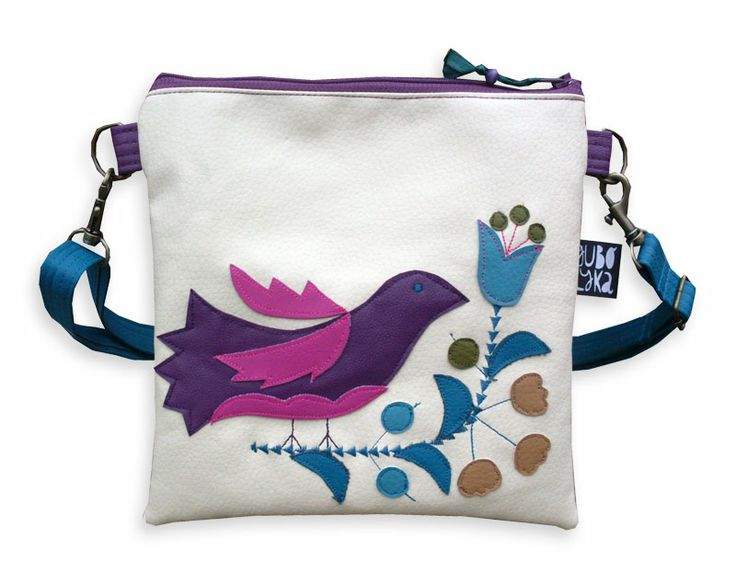 Kalocsa bird mini bag