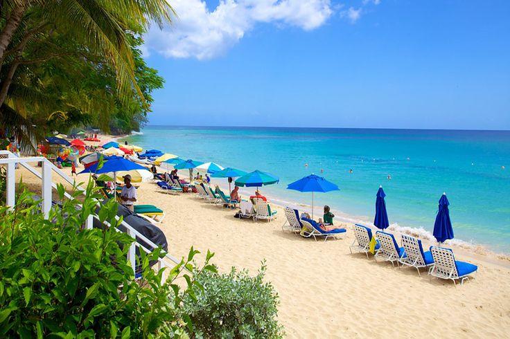 Barbados Mullins Beach - West Coast Barbados