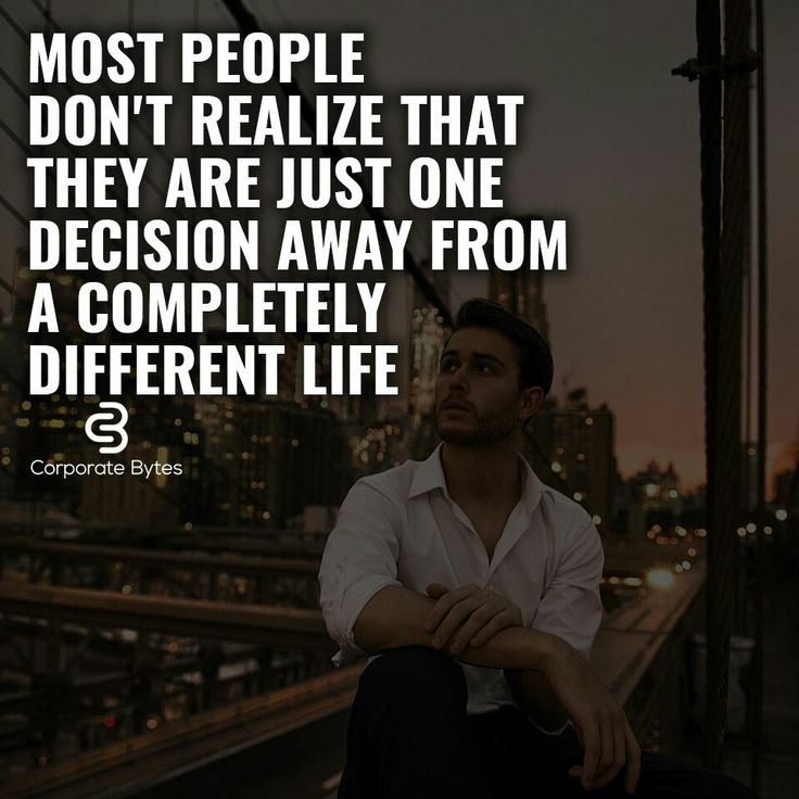 Dear Self, Most people don't realize that they are one decision away from a completely different life.  That's why I like you.  You not like most people that way.  You make decisions like they will hangs your world and everyone's around you.  And that's not silly, that is brave and wise. Simply, Sisi