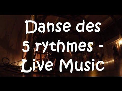 Musique de la Danse des 5 Rythmes