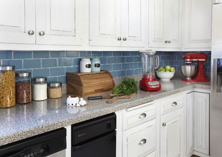Renters Solutions: Install a Removable Backsplash — Four Generations One Roof
