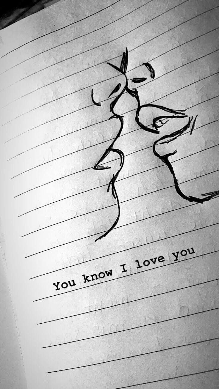 Pin By Matt Dodd On I Love You With Images Art Drawings Simple