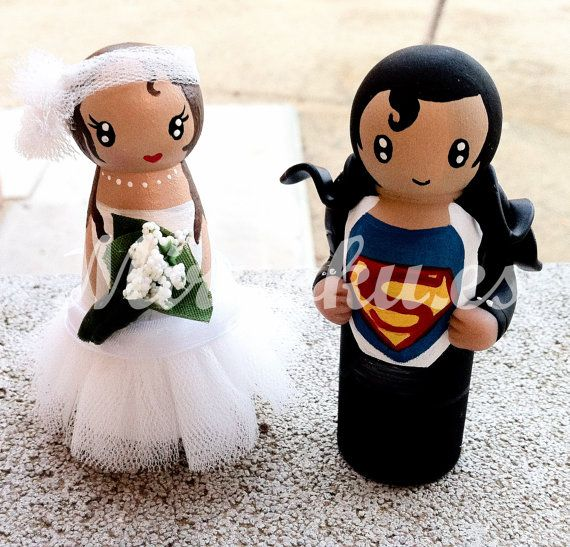 1000 Ideas About Superman Cake Topper On Pinterest