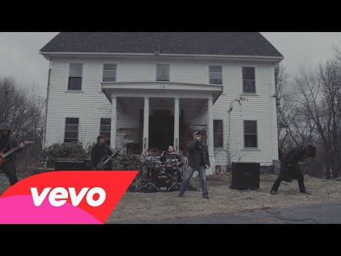 All That Remains - This Probably Won't End Well (Official Music Video) Smart thing