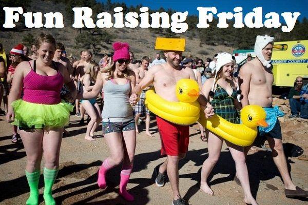 Fun Raising Friday 22 - Ten fun fundraiser event ideas from FundraiserHelp.com