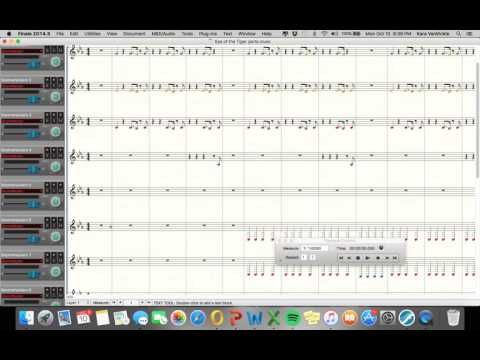 Eye of the Tiger Score BoomWhackers - YouTube