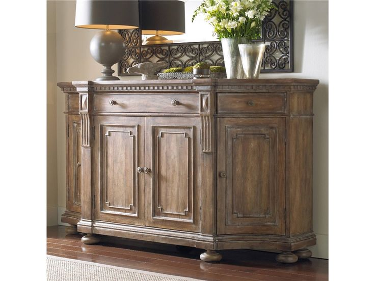 Shop For Hooker Furniture Sorella Shaped Credenza, And Other Living Room  Cabinets Furniture. We Invite You To Make Our Sorella Collection Part Of  Your Home.
