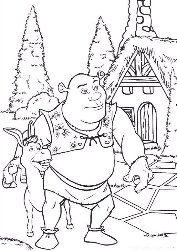 25 best ideas about Shrek donkey