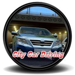 City Car Driving 1.5.3 plus DLC gratis ZIMA JESIEŃ i centrum miasta Symulator Auta