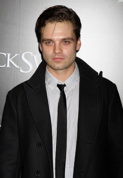 """if I stare hard enough they'll never know I just blew my nose on this tie"" - an autobiography by sebastian stan"