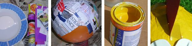 51 best images about bricokidspaques on pinterest papier mache un and for kids - Panier de paques a fabriquer ...