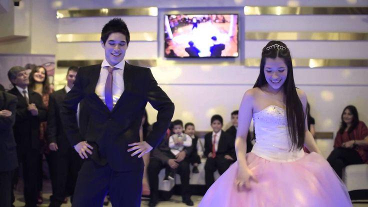 Sorpresa 15 Años Baile Vals [3 Camaras] [HD] con Hermano Coreo | Buenos Aires | Argentina | Krowa - YouTube