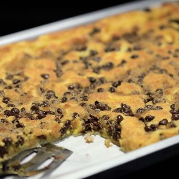 The REAL Pizza Inn Chocolate Chip Pizza