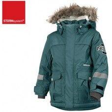 Куртка для детей VINSON спаржа