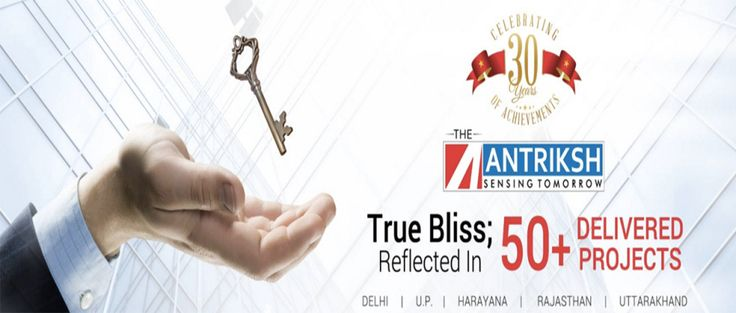Buy a Home in the Antriksh Urban Greek at Dwarka for Smart ResidentialFacilities http://bit.ly/22GaNi0