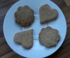 Rezept Bananen Kekse für Babys und Kleinkinder von Andrea Tomberg - Rezept der Kategorie Baby-Beikost/Breie