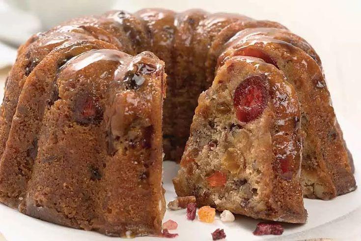 Butterrum walnut cake recipe walnut cake fruit cake