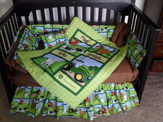 50 Best Images About Baby Quilt On Pinterest John Deere