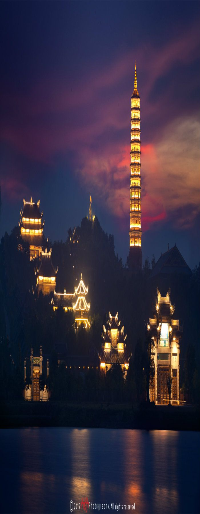 vietnam , capital hanoi ( thang long ) , daila city , north vietnam , palace  baidinh