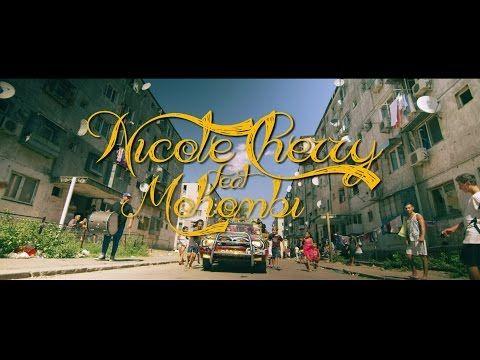 Nicole Cherry feat Mohombi - Vive la vida (Official Video) - YouTube