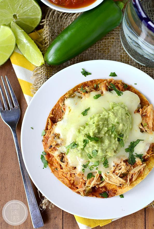 Crock Pot Ranchero Chicken Recipe {Paleo, Whole30, Gluten-Free, Clean Eating}
