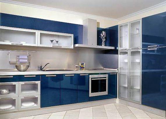 голубые кухни - Поиск в Google