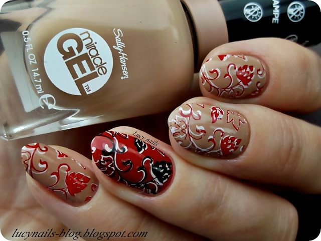 Sally Hansen Miracle Gel Totem-ly Yours  nr 640