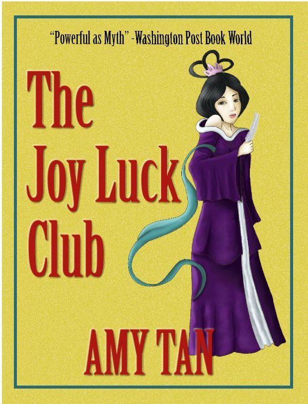 a description of the book the joy luck club The character list is divided into four sections, according to the mother-daughter pairs who narrate the joy luck club's sixteen stories each family's list includes family members along with other characters associated with the family or who appear exclusively in the family's stories jing.