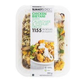 Slimmer's Choice Chicken Biryani 300g | Woolworths.co.za