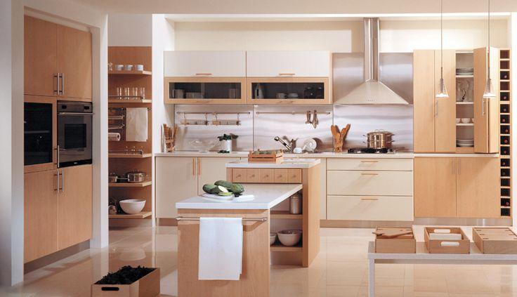 Muebles De Cocina Representante De Johnson Acero Para Su