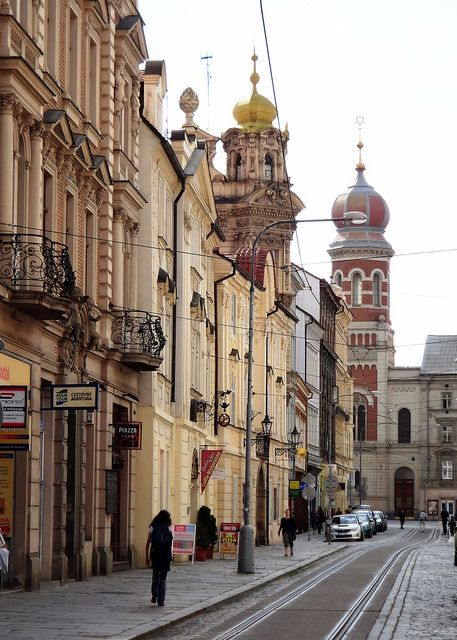 Pilsen, Czech Republic......just passed thru.....home of great Czech beer