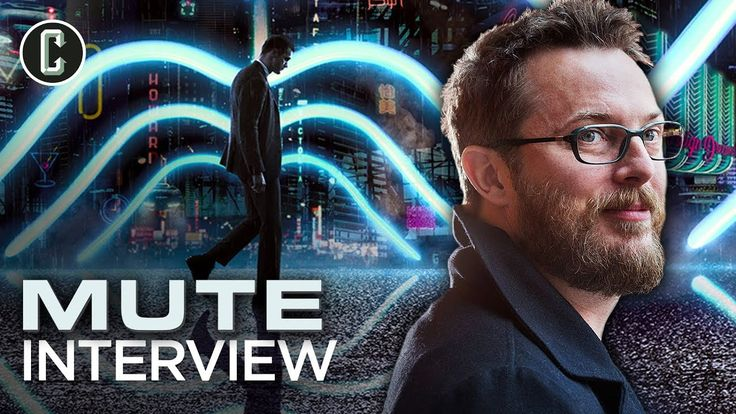 Duncan Jones on Mute Its Connection to Moon Netflix vs. Theatrical and Warcraft 2
