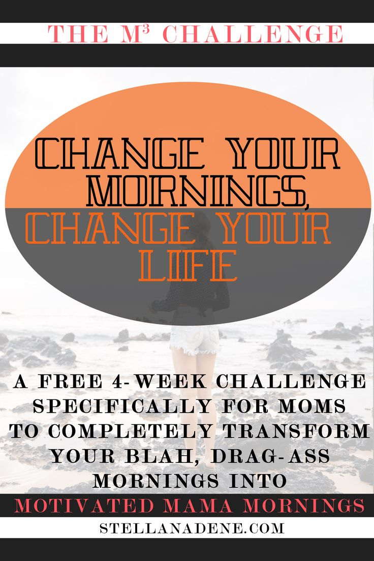 Tired of feeling like you're going nowhere? Spinning your wheels? Then it's time to transform you life by transforming your mornings! FREE 4 week challenge to create the perfect morning routine tailored for YOU and your family's needs! (Similar to the miracle morning, but made BY a mom, FOR a mom!) #morningmotivation #momblogger #momlife #mompreneurlife #mompreneur #riseandgrind #goals #goalsetting #miraclemorning