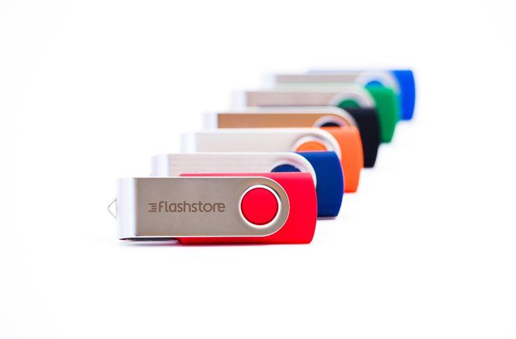 USB Flash Drive: model FS-001 (Twister)