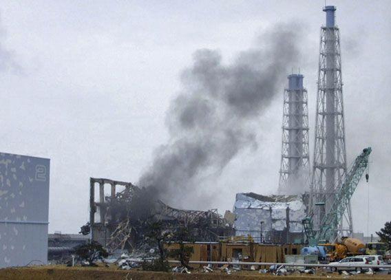 Fukushiman ydinreaktori