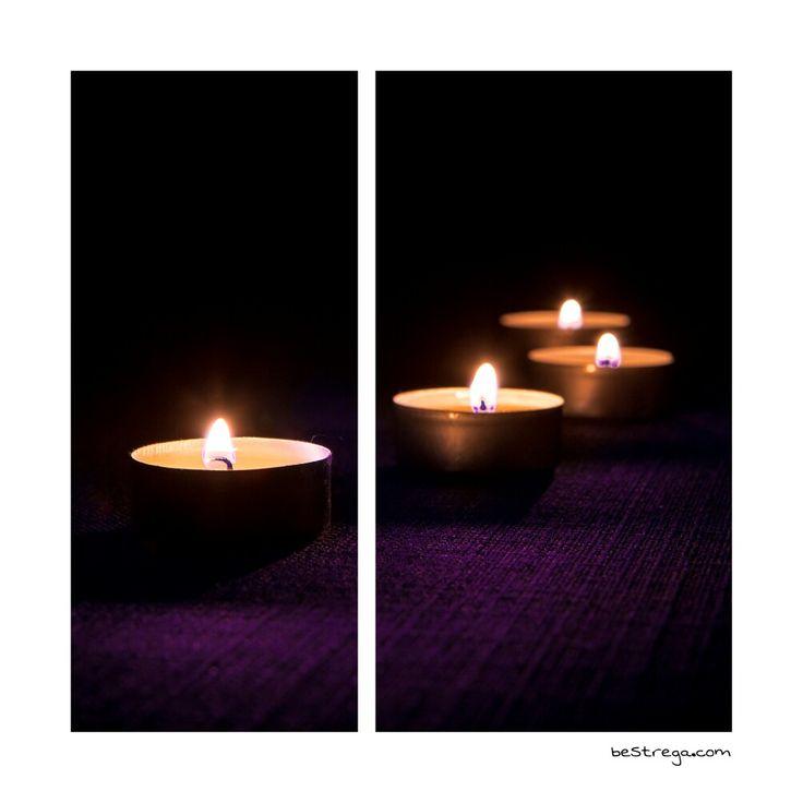 Sotto #Natale non poteva mancare una composizione di #candele, ovviamente in versione #Stripes 😉   www.bestrega.com/stripes
