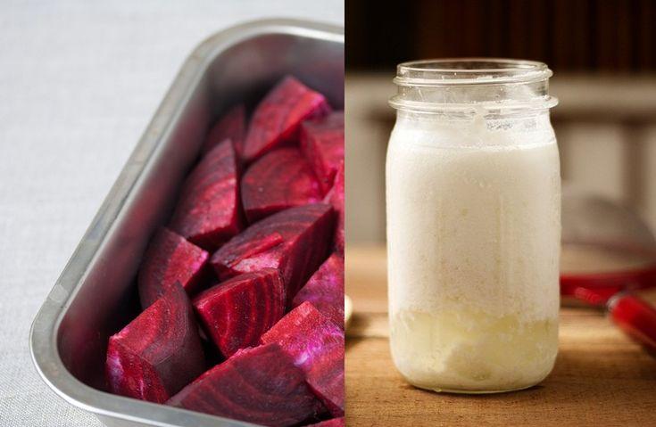 Cékla és kefir  segítségével egy hét alatt, akár 4-5 kilót fogyhatsz!