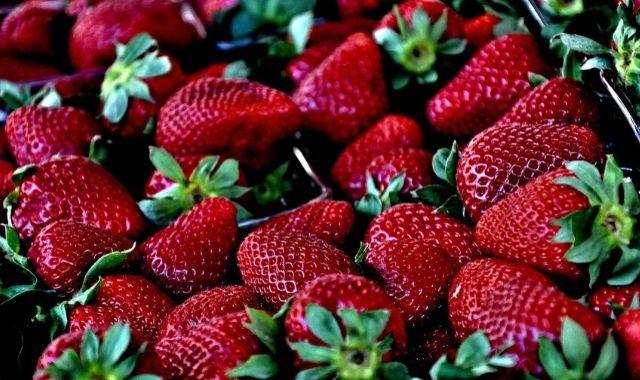 التوت وفوائده Strawberry Recipes Strawberry Strawberry Health Benefits