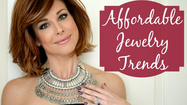 Affordable Jewelry Trends I Love! http://cstu.io/d615be