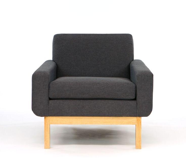 El sillo Abasolo en gris claro y oscuro ya en: http://www.gaiadesign.com.mx/lanzamientos/sillon-abasolo.html?color=Silver