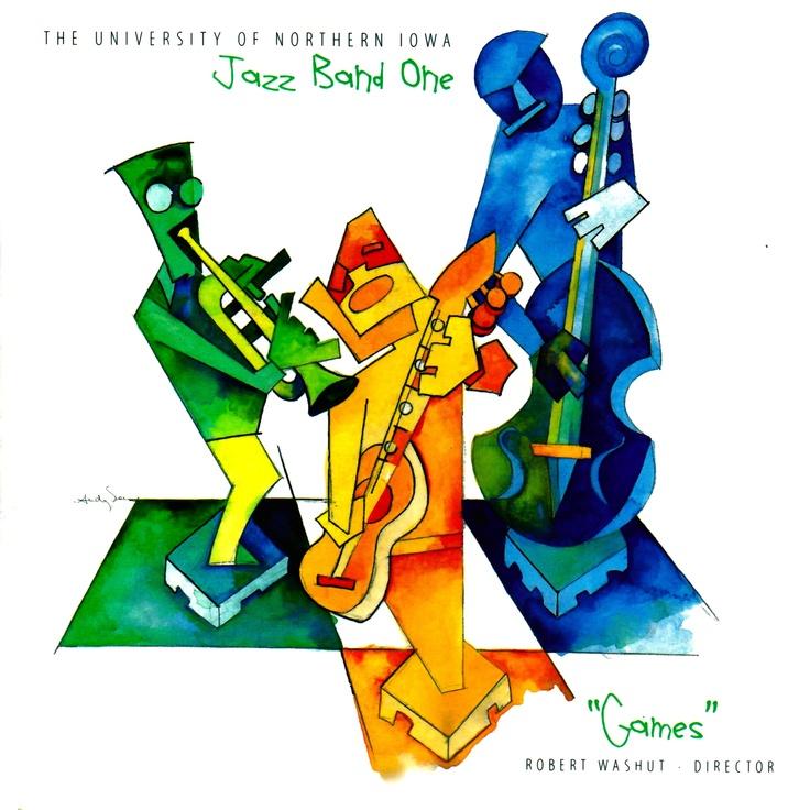 UNI Jazz Band One, Games