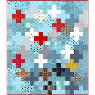 Farbstoff: Pattern choices for the modern quilter - best use of color in this pattern that I've seen