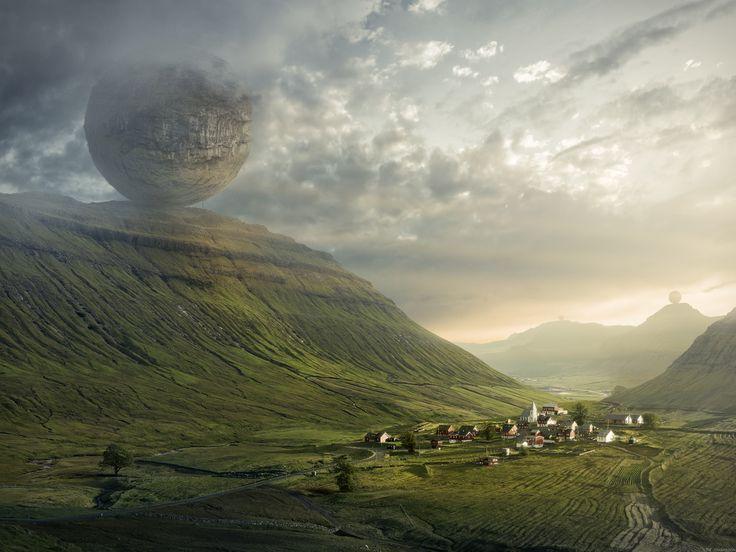 Stunning Surreal Photography of Erik Johansson