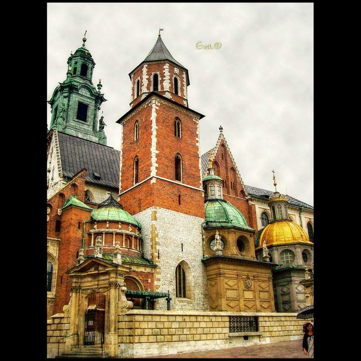 https://flic.kr/p/72tseZ | Kracow - Katedra Wawelska