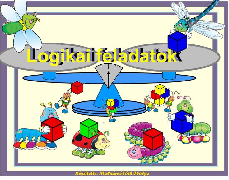Fotó itt: Egyenletek mérleggel 1-4. osztály /interaktív tananyag/ - Google Fotók