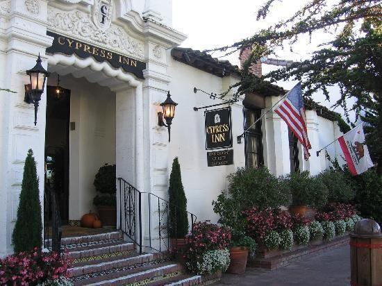 Carmel Ca Cypress Inn Hotel Reviews Tripadvisor Dog Friendly