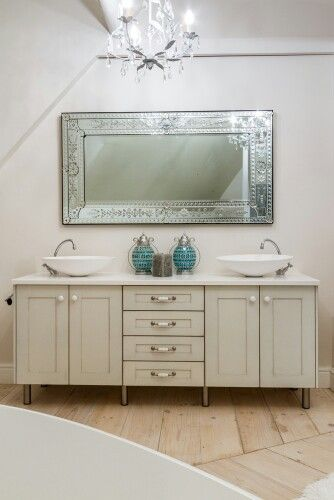Paint Techniqued Vanity