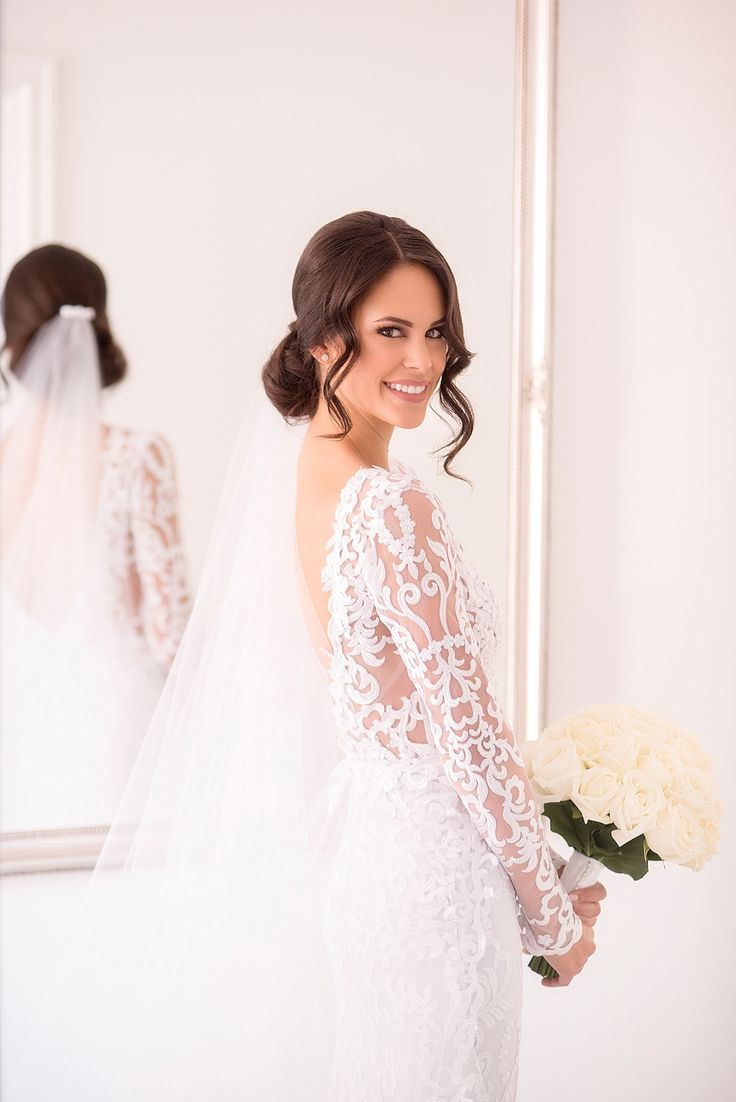 Best 25 wedding dresses perth ideas on pinterest hyde park aelkemi lace wedding dress and classic white rose bouquet by matthew landers perth photography by ombrellifo Images