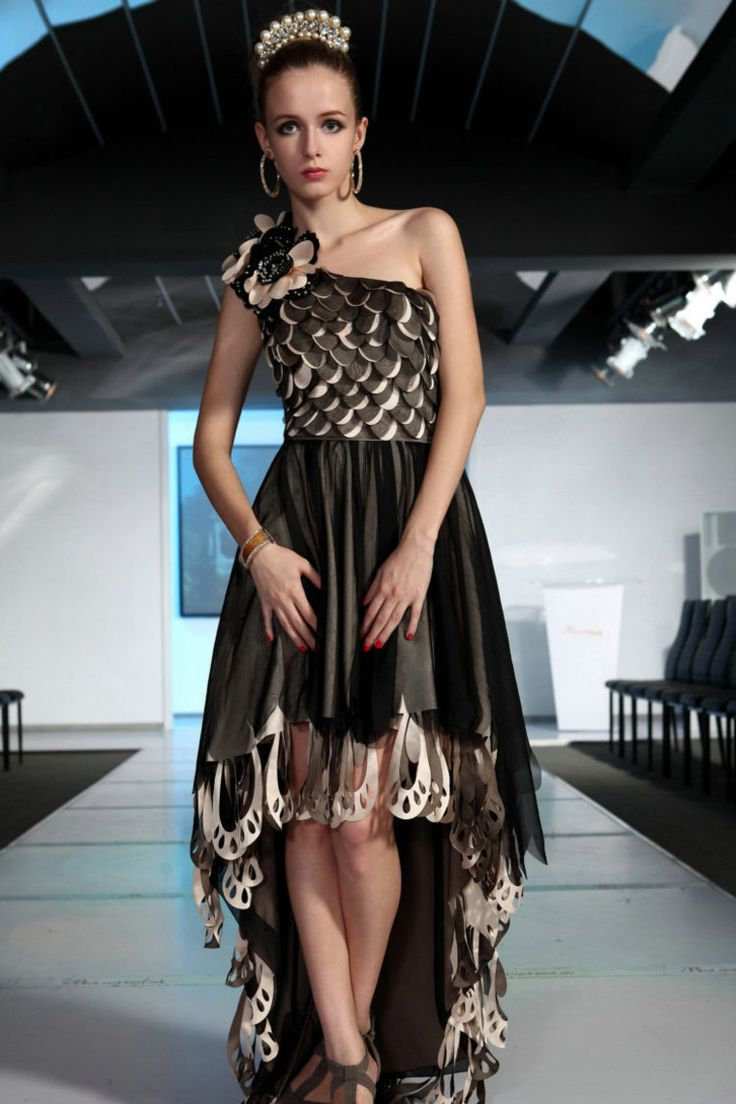 Flannel homecoming dress   best images about I uc Dresses on Pinterest  Long prom dresses