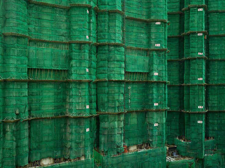 Gallery of Metamorphosis in Hong Kong Documented in 'Cocoon' Photo Series - 15